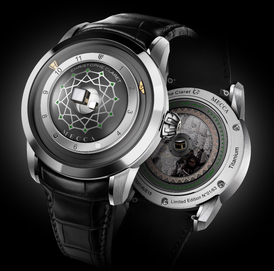 Christophe Claret Mecca Watch Review