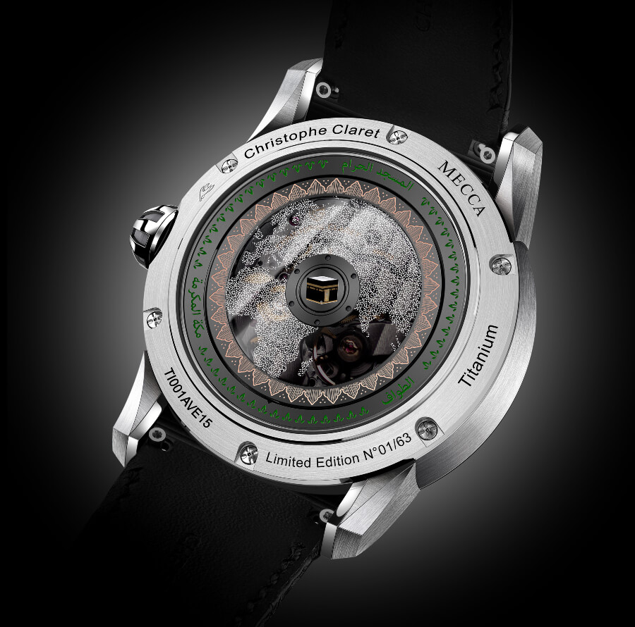 Christophe Claret Mecca Movement