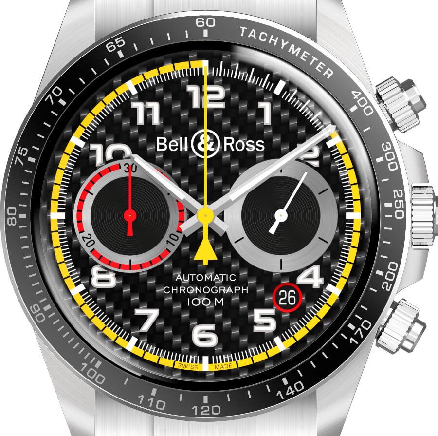 Bell & Ross Chronograph