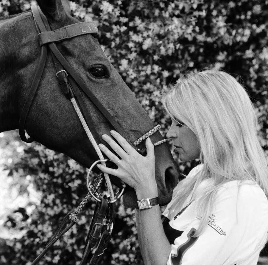 Jaeger-LeCoultre Polo Ambassador Clare Milford Haven
