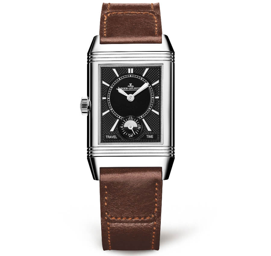 Jaeger-LeCoultre Reverso Classic Medium Duoface Small Seconds