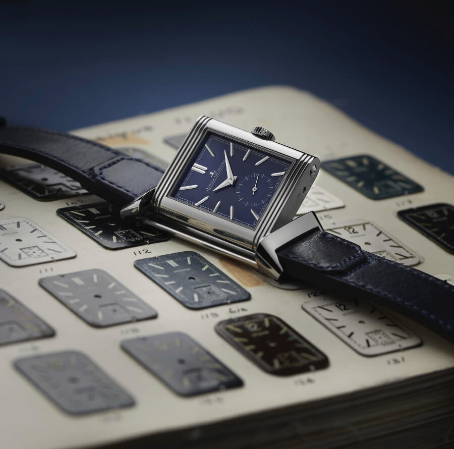 Jaeger-LeCoultre Reverso Tribute Small