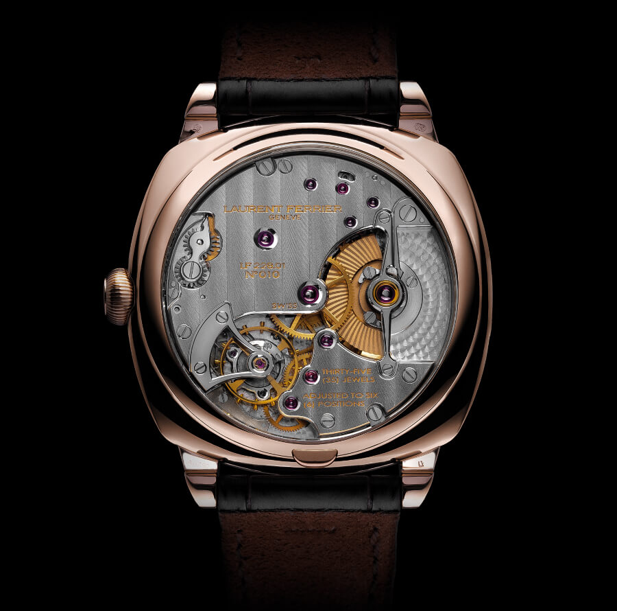 Laurent Ferrier Caliber 228.01