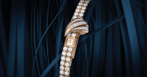 Jaeger-LeCoultre Presents Two New Models From The Joaillerie 101 Collection In Pink Gold