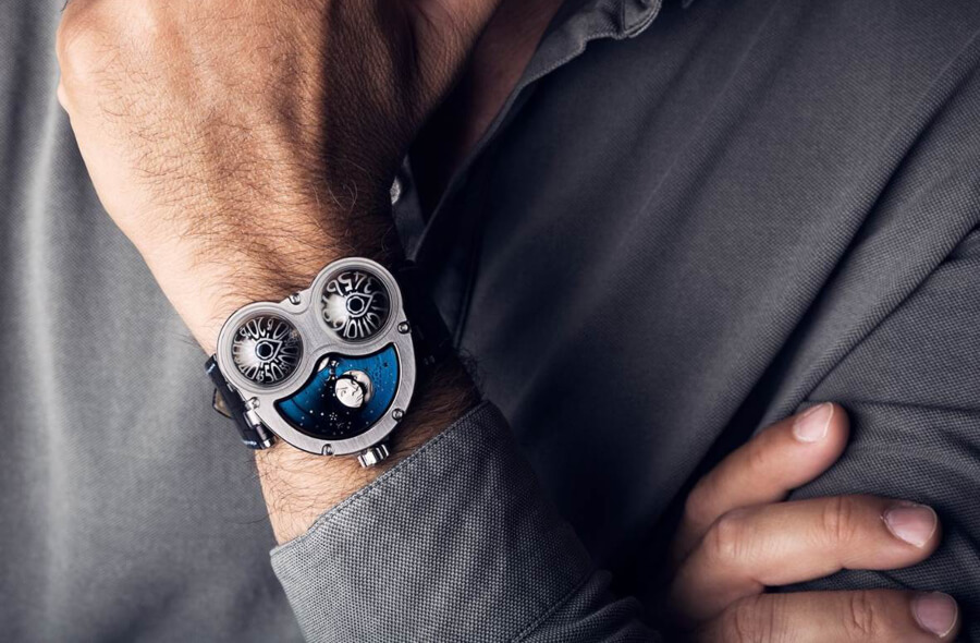 MB&F Certified Pre-Owned Watch