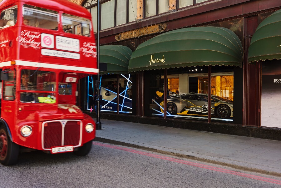 Roger Dubuis Harrods London