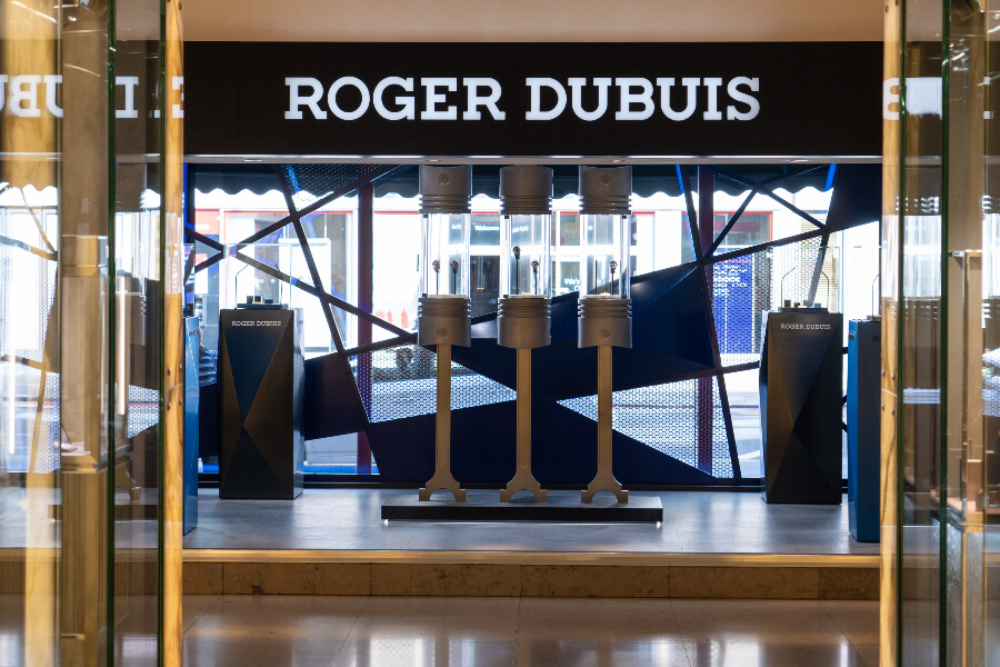 Roger Dubuis Boutique In London