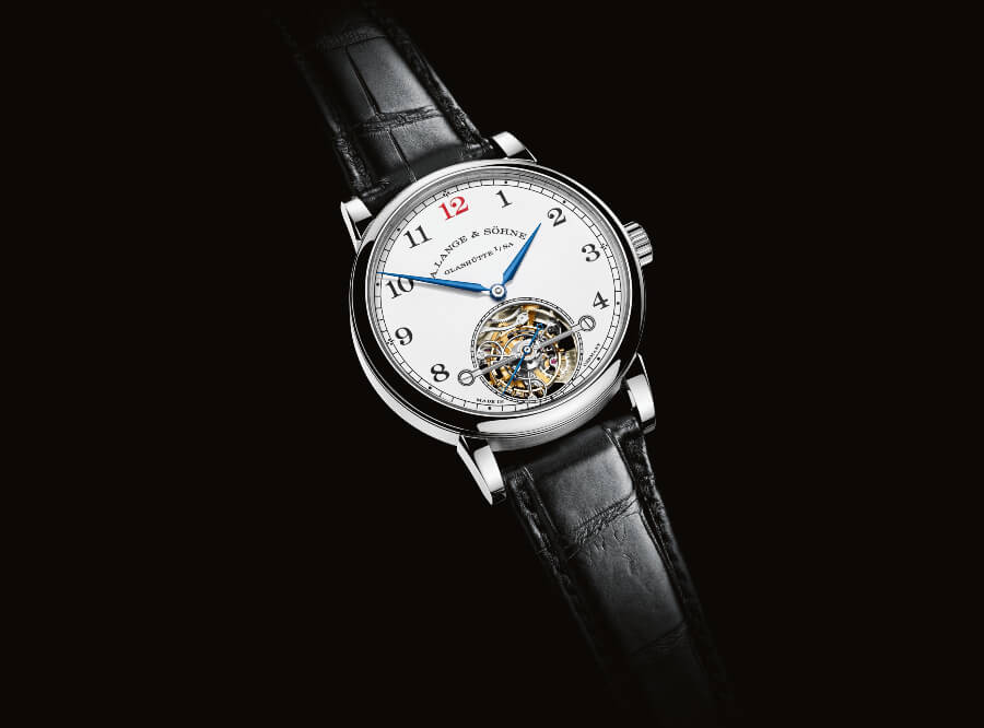 A. Lange & Söhne 1815 Tourbillon with Enamel Dial