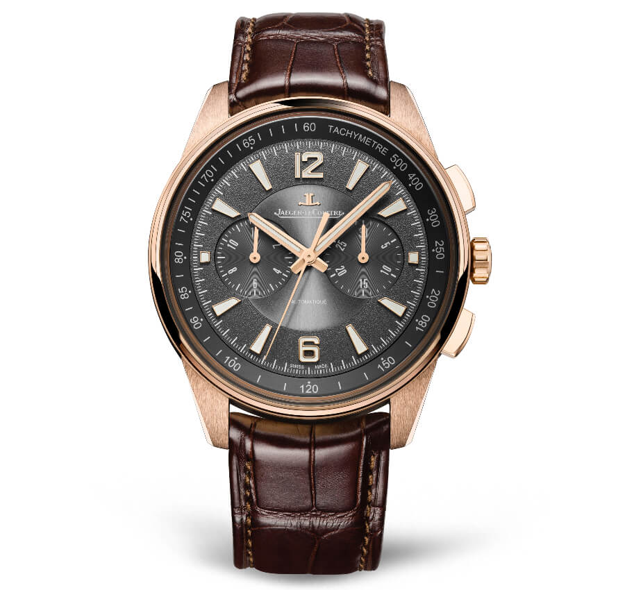 Jaeger-LeCoultre Polaris Chronograph in rose gold