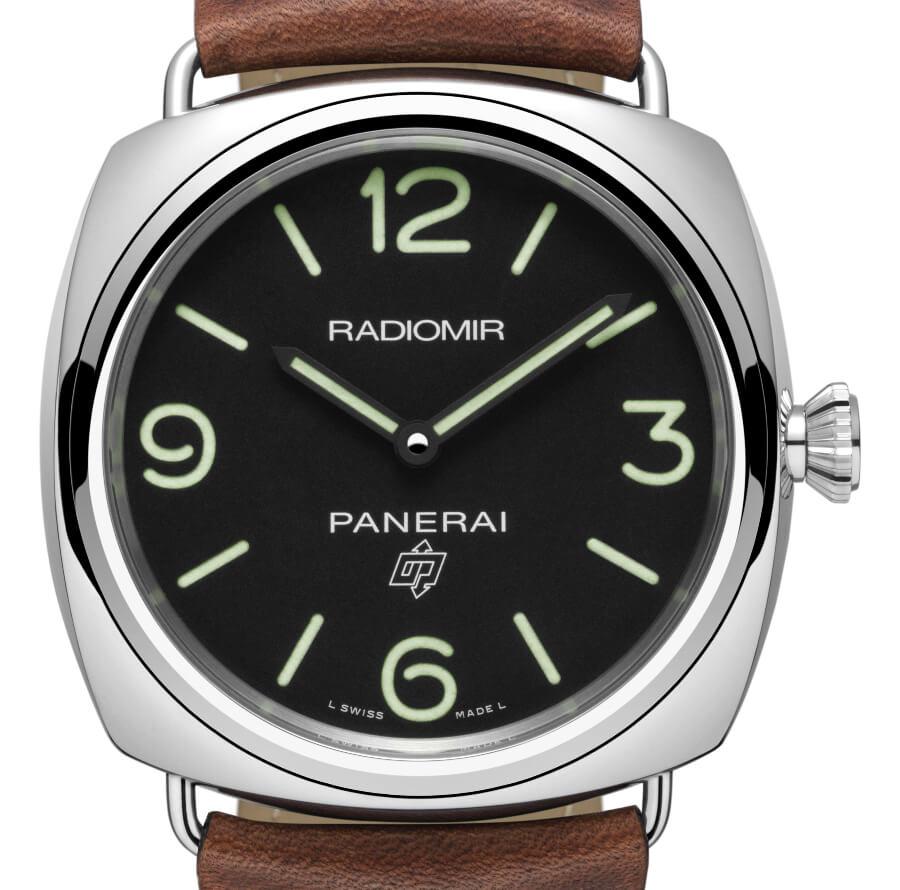 Panerai Radiomir Logo 3 Days Acciaio – 45mm
