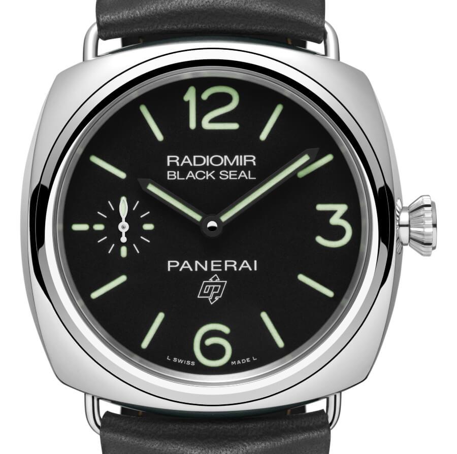 Panerai Radiomir Black Seal Logo 3 Days Acciaio – 45mm
