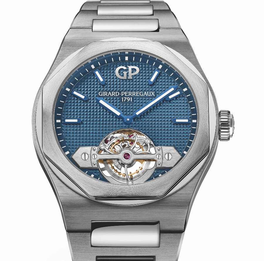 The New Girard-Perregaux Laureato