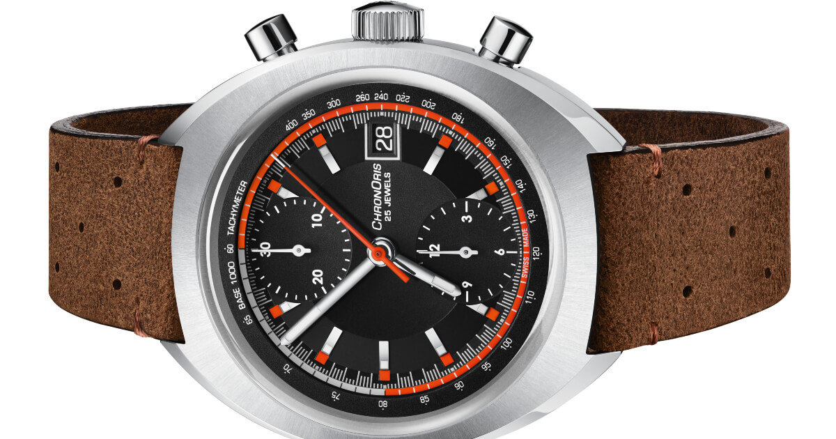 Oris Chronoris Limited Edition (Technical Specification and Prices)