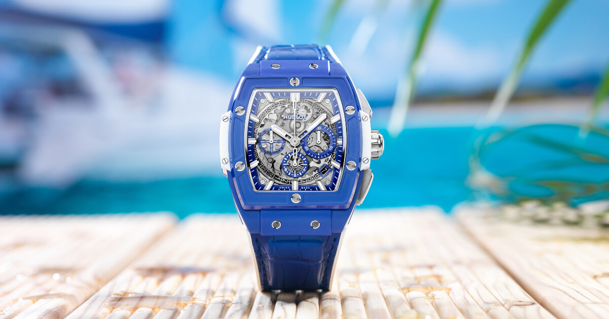 Hublot Spirit Of Big Bang Blue