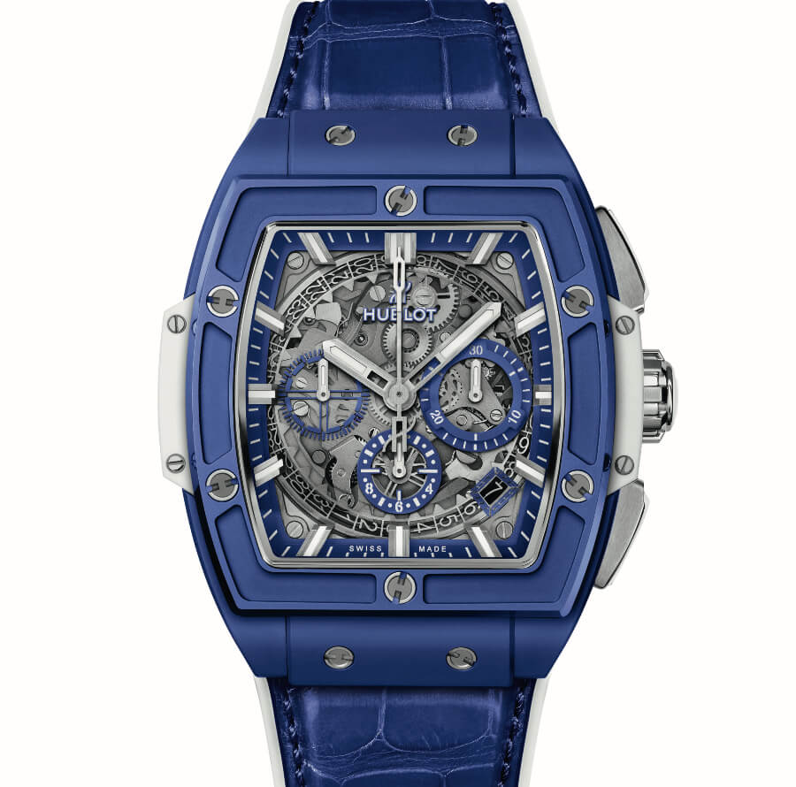 The New Hublot Spirit of Big Bang Blue