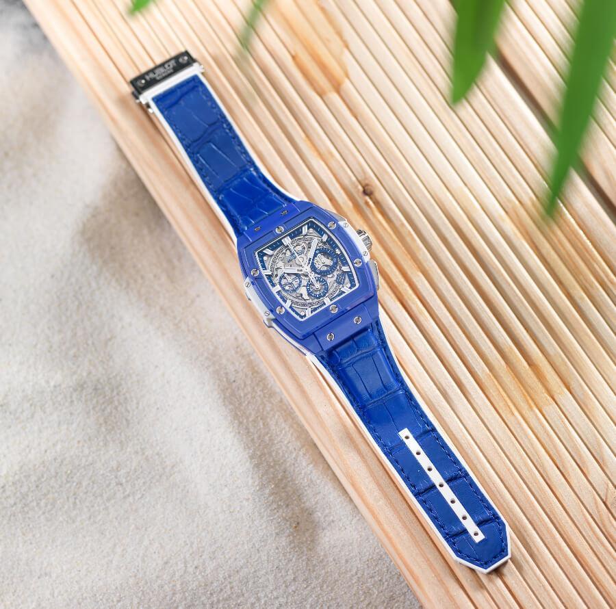 Hublot Spirit of Big Bang Blue Watch Review