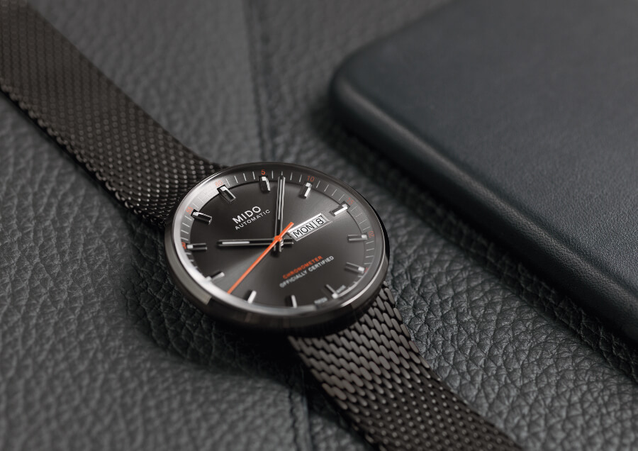 Mido Commander Icône Watch Review