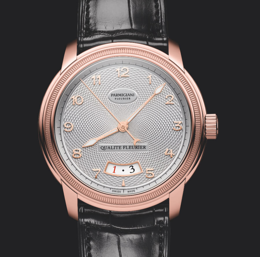 The New Parmigiani Toric Qualité Fleurier