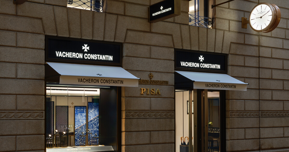 Vacheron Constantin Has Opened Its First Boutique In Milan – Italy