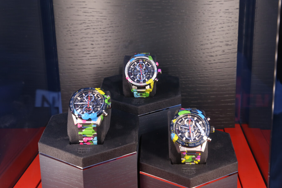 Tag Heuer Chronograph Alec Monopoly