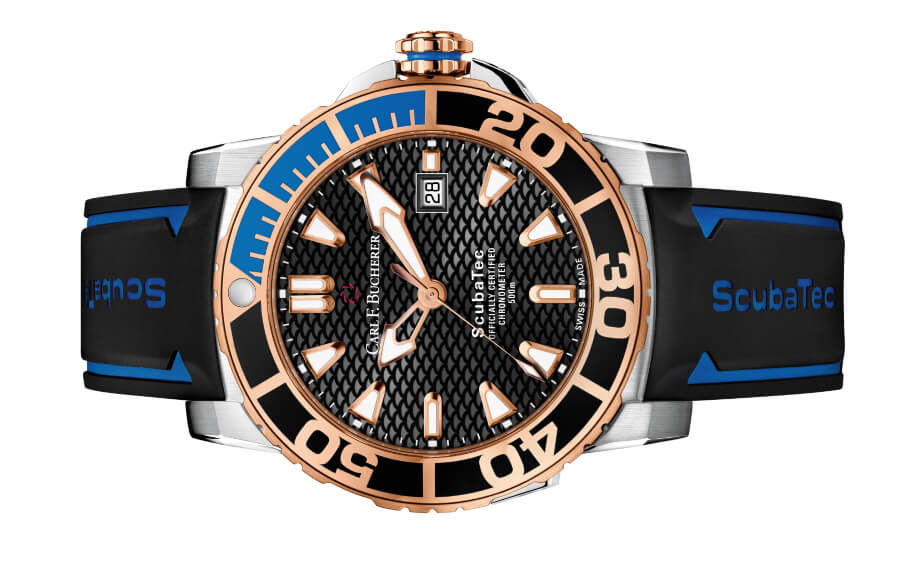 Diver Watch Carl F. Bucherer Patravi ScubaTec