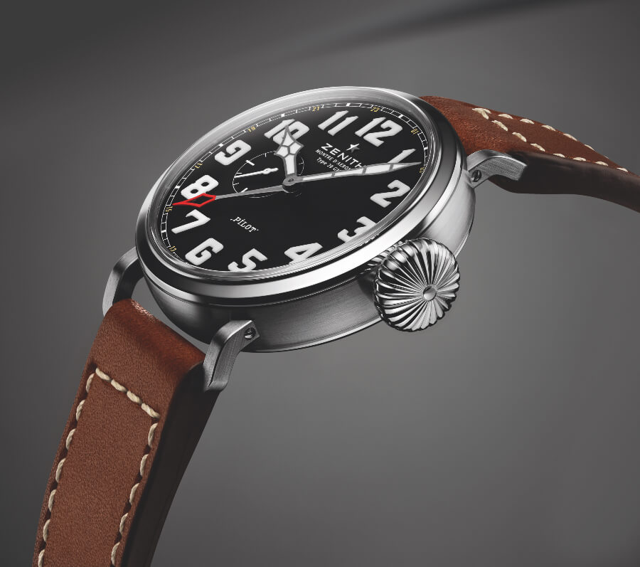 Zenith Pilot Watch Pre-Owned