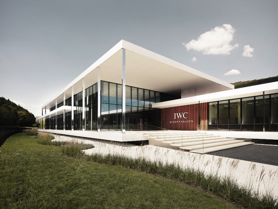 The New IWC Manufakturzentrum