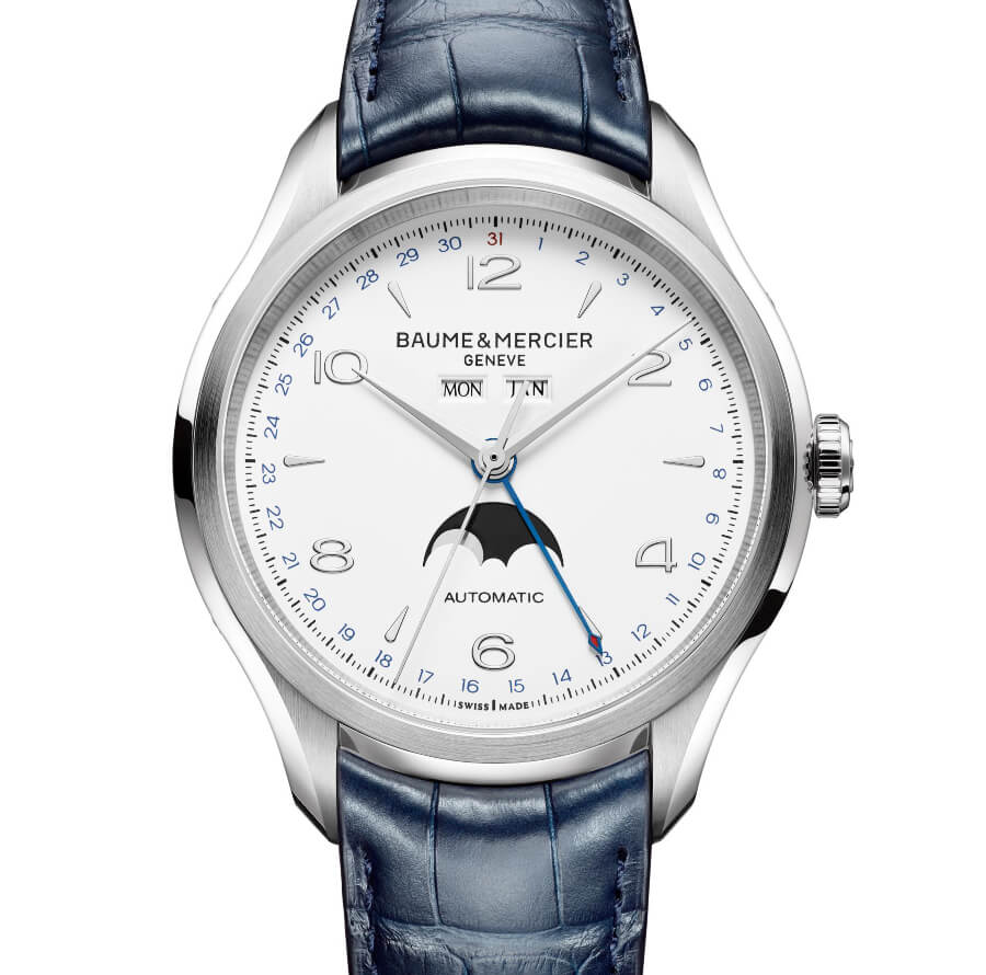 Baume & Mercier Clifton – The Complete Calendar