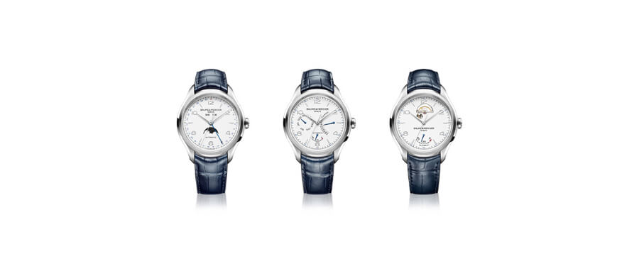 Baume & Mercier Clifton Small Complications