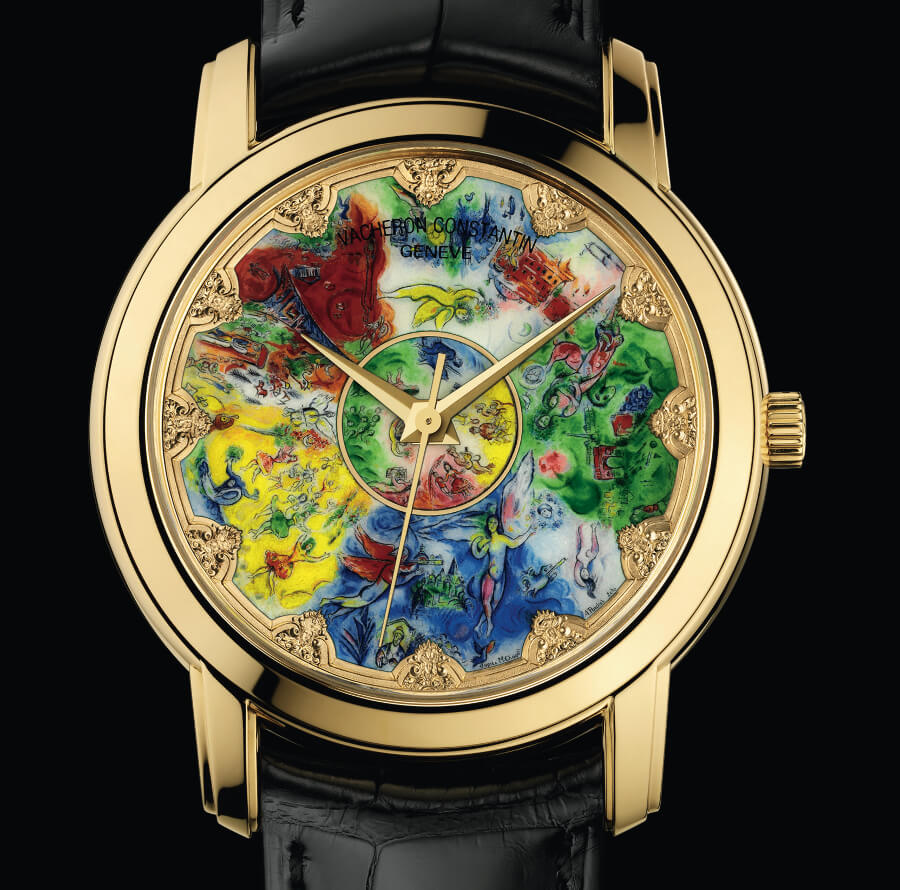 Vacheron Constantin Gold Watch