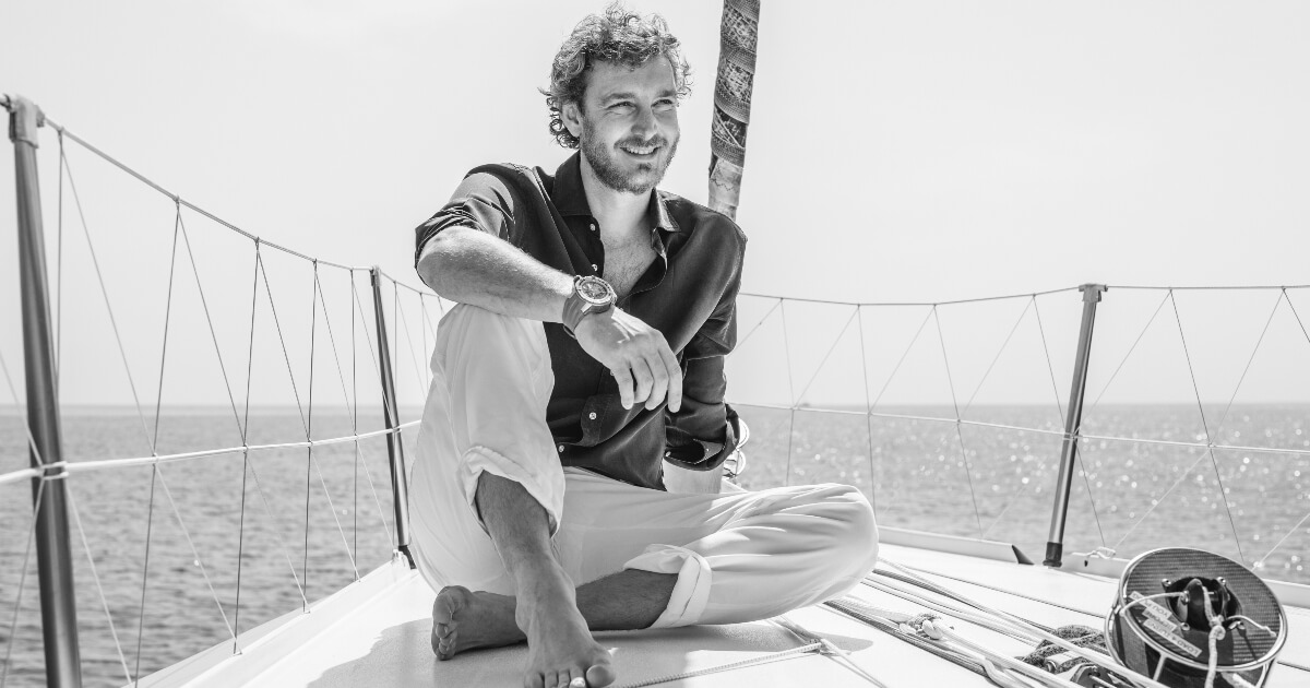 Pierre Casiraghi to sail under the Richard Mille banner