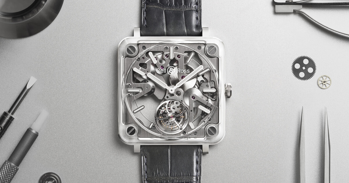 Bell & Ross BR-X2 Skeleton Tourbillon Micro Rotor (Technical Specifications and Price)