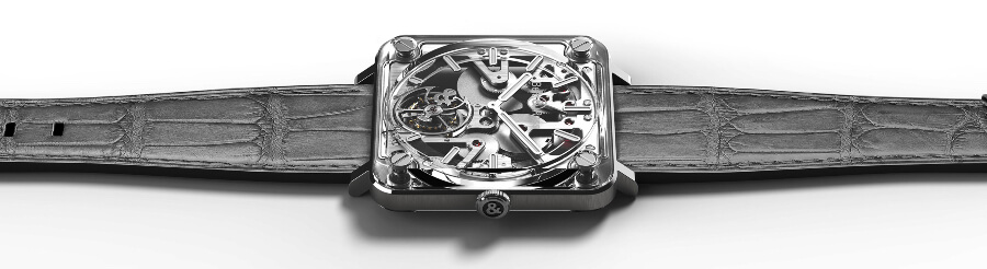 Bell & Ross BR-X2 Skeleton Tourbillon Micro Rotor