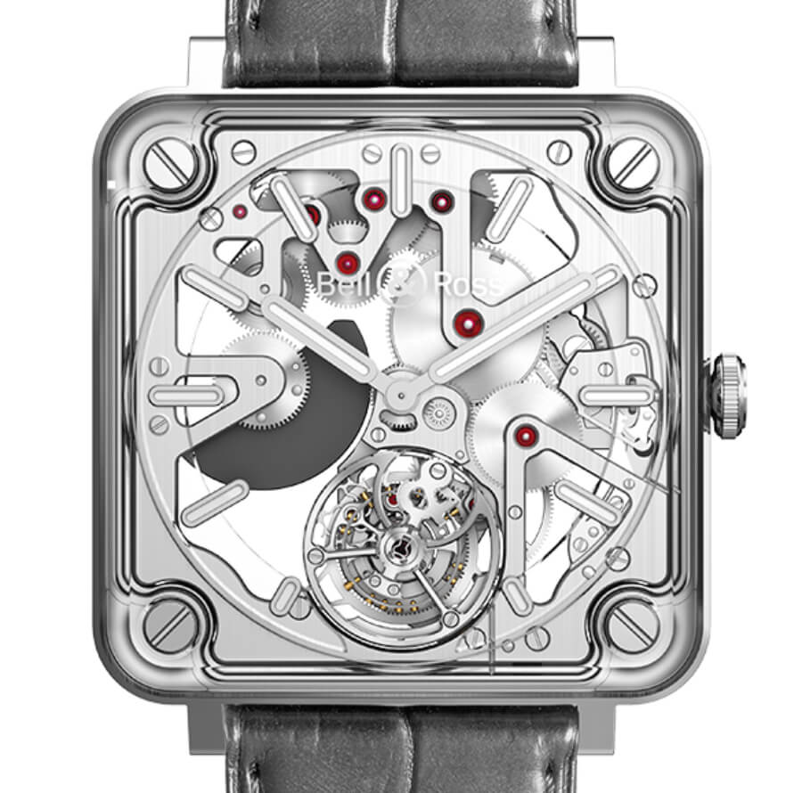 The New Bell & Ross BR-X2 Skeleton Tourbillon Micro Rotor
