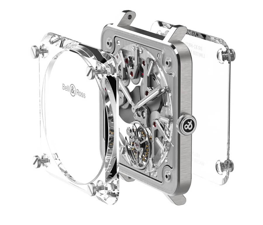 Bell & Ross Skeleton Tourbillon