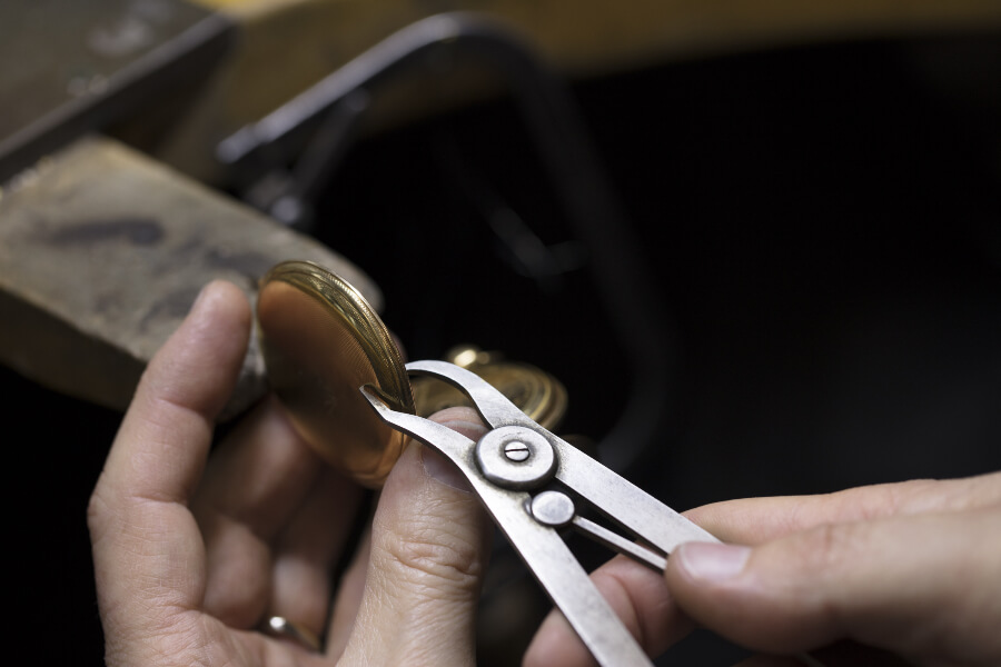 Vacheron Constantin vintage Watch Restoration