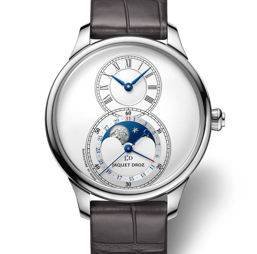 New Watch from Jaquet Droz Grande Seconde Moon