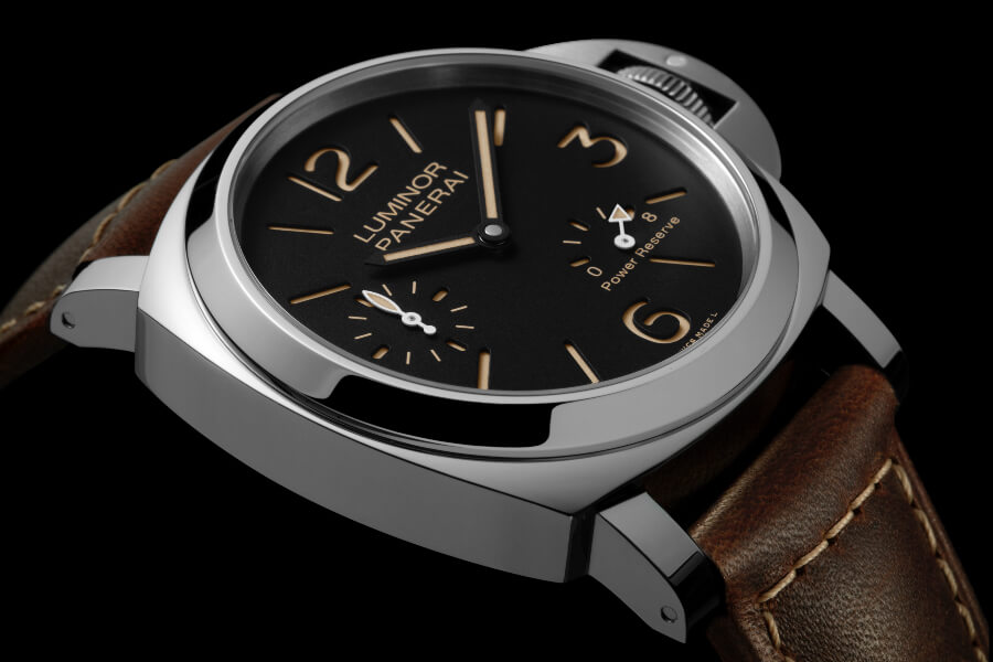 Panerai Luminor 8 Days Power Reserve Acciaio – 44mm