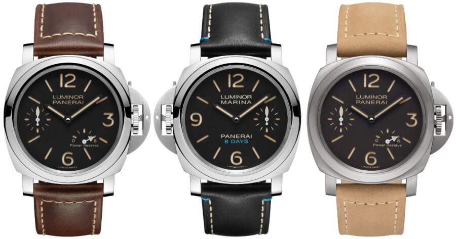 Panerai Luminor 8 Days