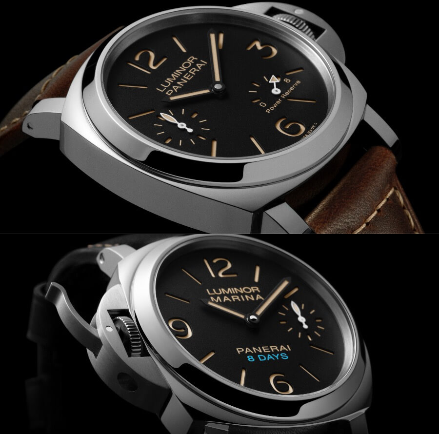 Panerai Luminor 8 Days Watch Review