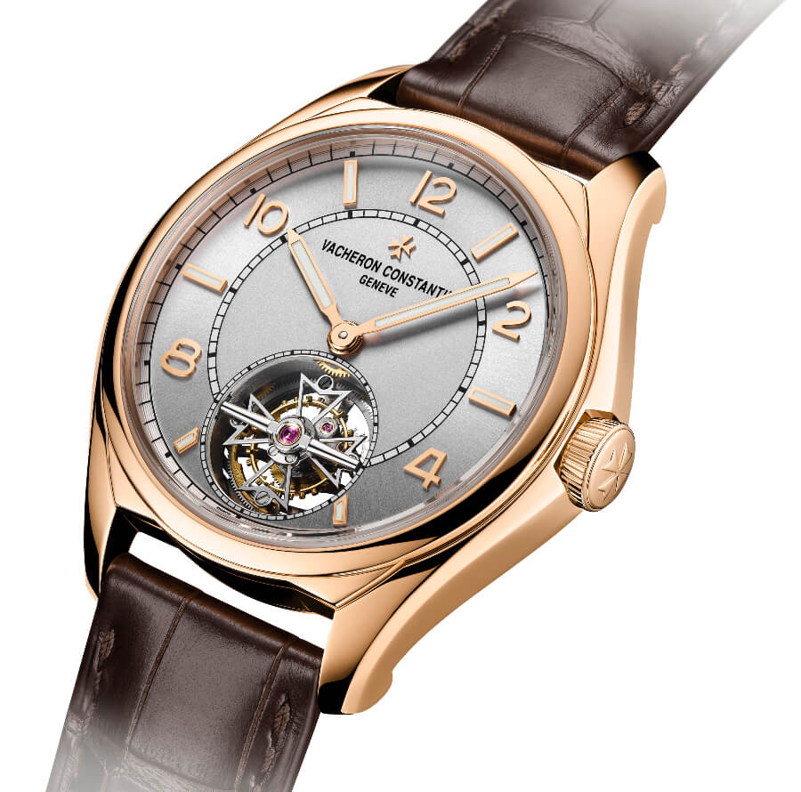 The New Vacheron Constantin Fiftysix Tourbillon