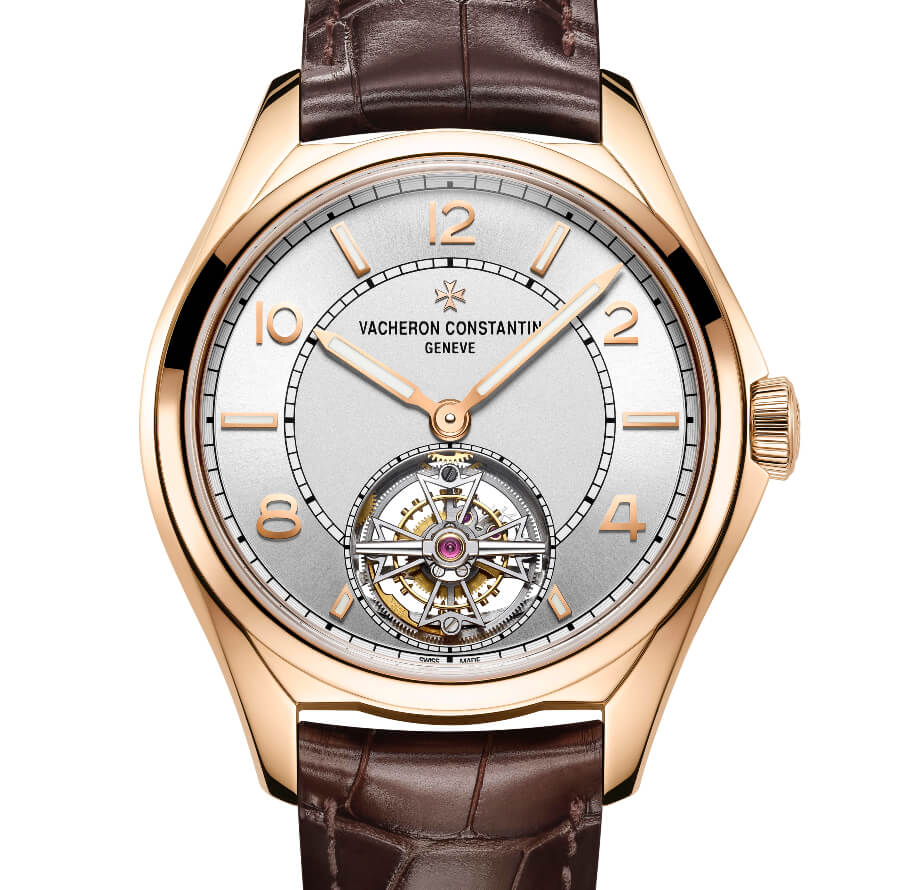 Vacheron Constantin Fiftysix Tourbillon Watch Review