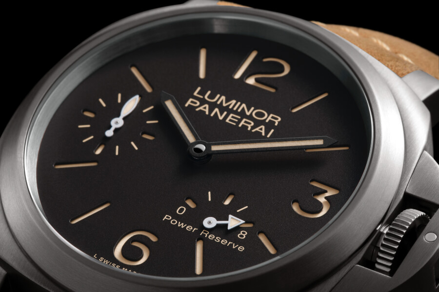 Panerai Luminor 8 Days Power Reserve Acciaio Titanio – 44mm