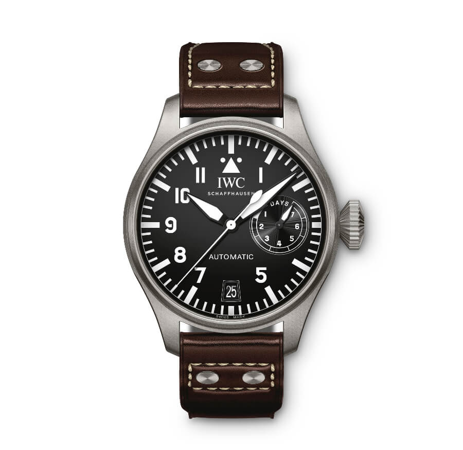 IWC Big Pilot Watch