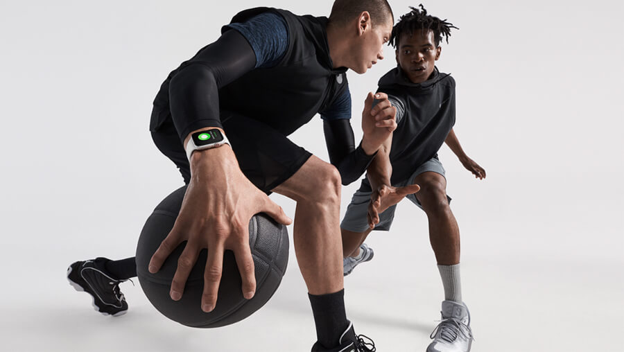 Best Fitness Watch - Apple Watch Series 4