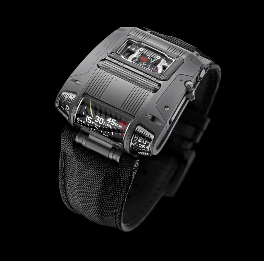 The New Urwerk UR-111C