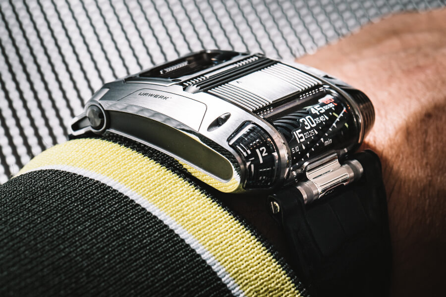 Top Expensive Watches Urwerk UR-111C