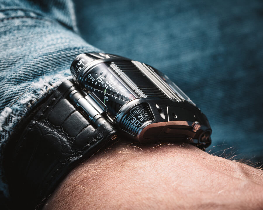 Urwerk UR-111C Review