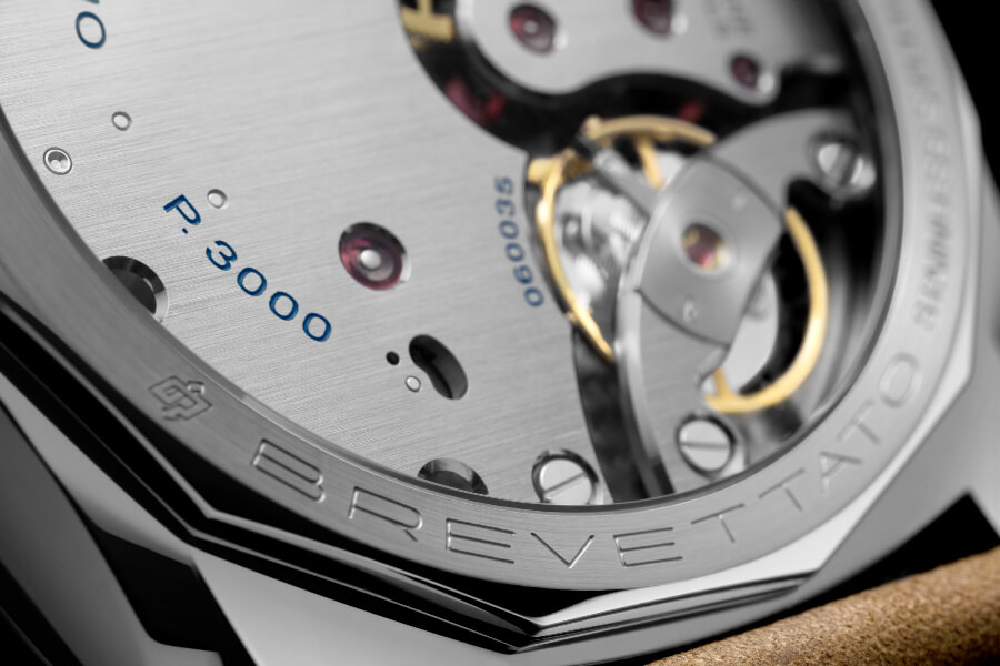 Panerai Hand Wound Movemet