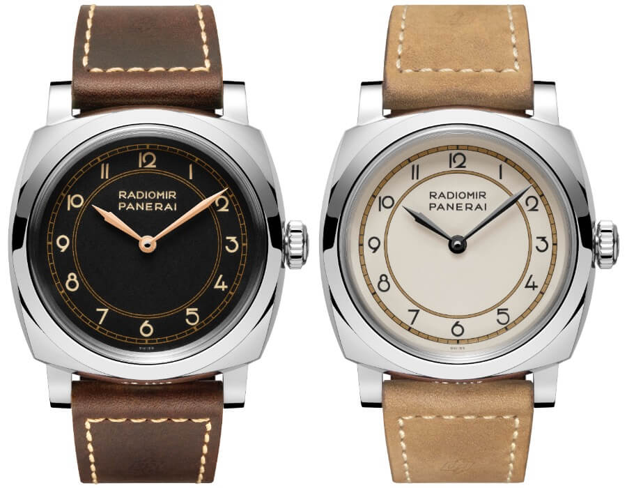 The New Panerai Radiomir 1940 3 Days Acciaio – 47mm